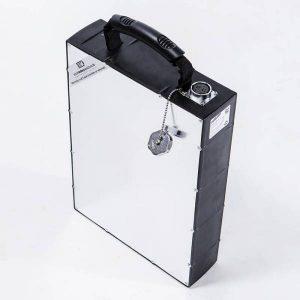 Batterie Lithium PINK Style - GaasWatt Marseille