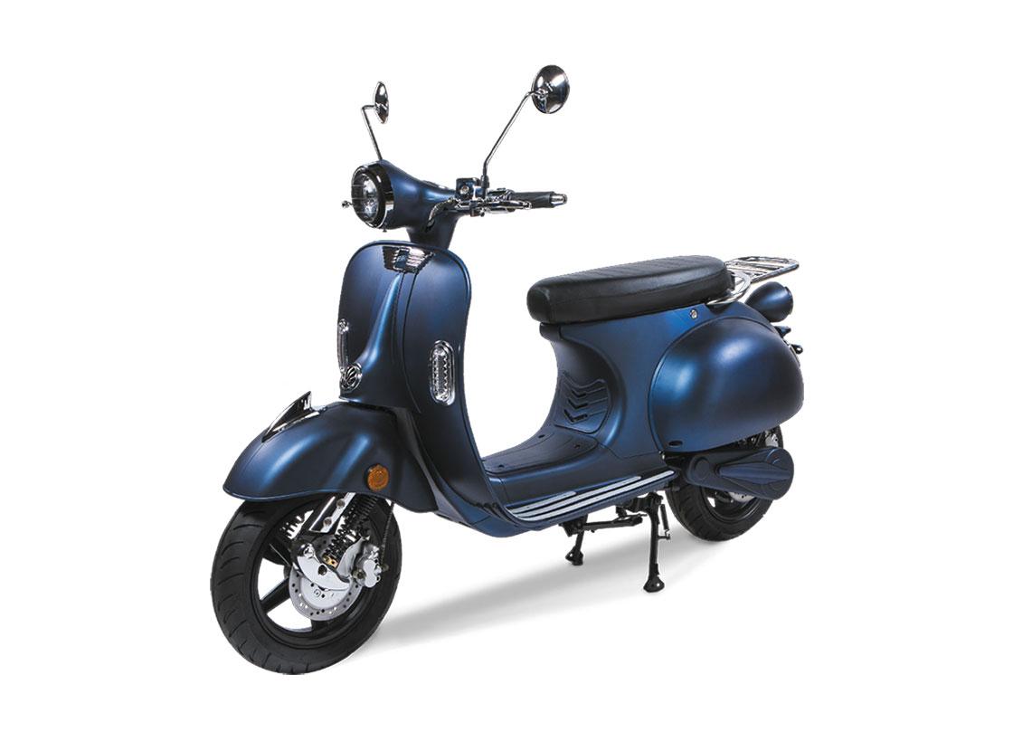 Scooter électrique PINK Style - GaasWatt Marseille