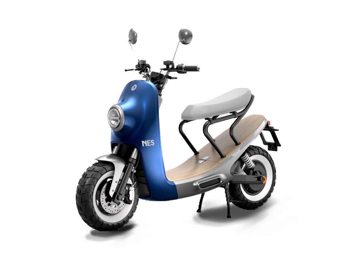 Scooter électrique NITO NES - GaasWatt Marseille