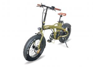 Vélo électrique Baby GORILLE - GaasWatt Marseille