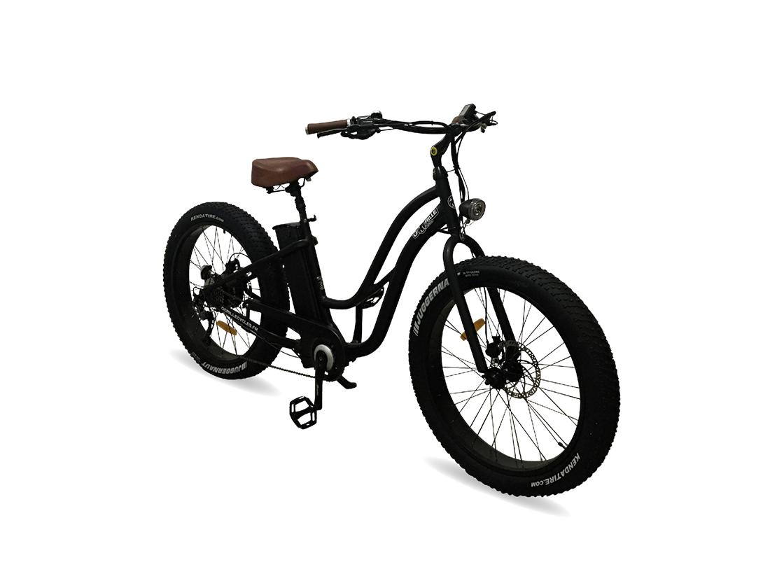 Vélo électriques Lady GORILLE - GaasWatt Marseille