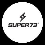 Logo SUPER73 - GaasWatt Marseille
