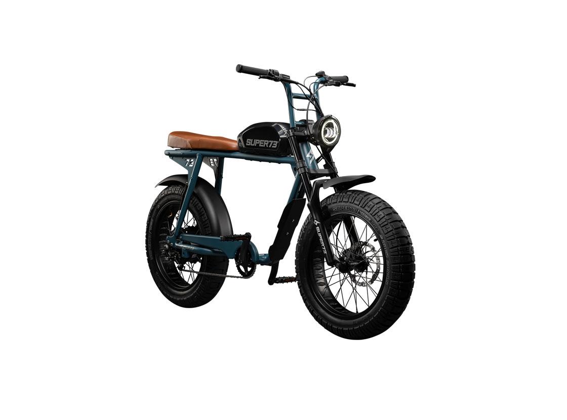 Vélo électrique Super73 S2 - GaasWatt Marseille