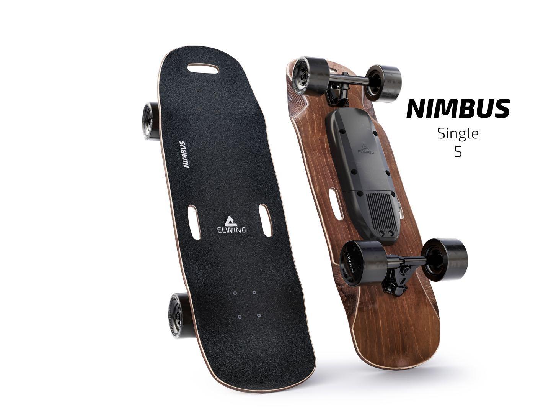 Skateboard électrique NINBUS ELWING - GaasWatt Marseille