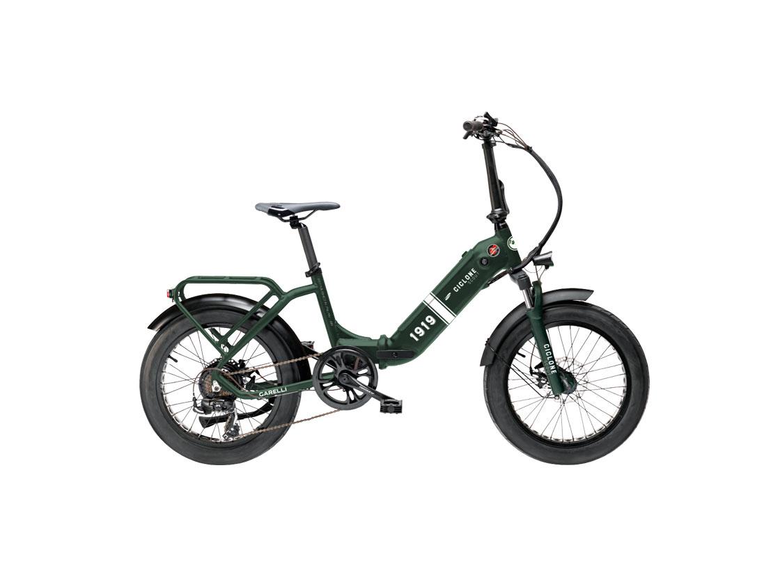 Garelli E-Bike Ciclone