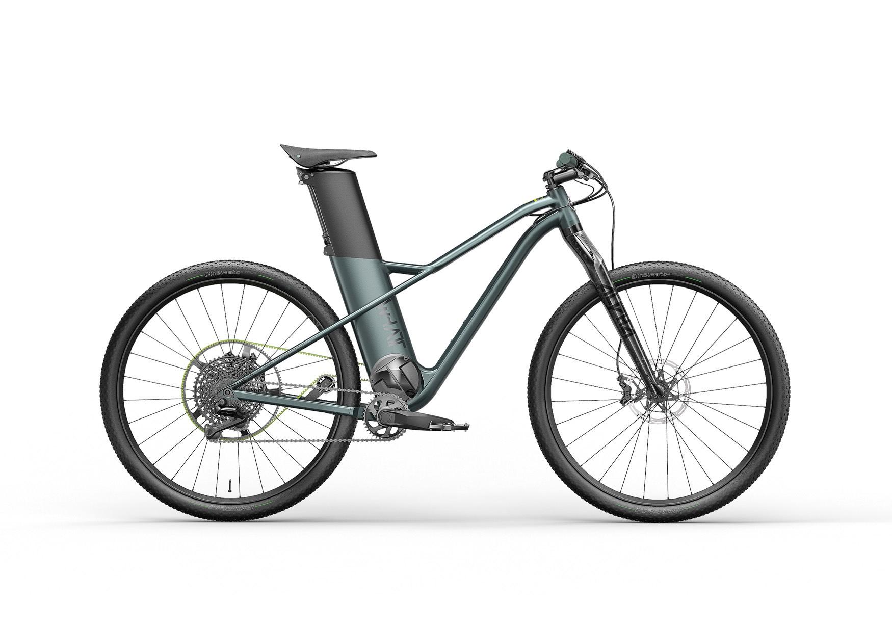 Vélo électrique whaTTfornow - GaasWatt Marseille