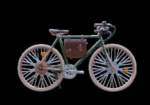 Vélo électrique Rayvolt Ambassadeur - GaasWatt Marseille
