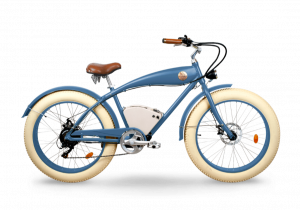 Vélo électrique Rayvolt Beach Cruiser - GaasWatt Marseille
