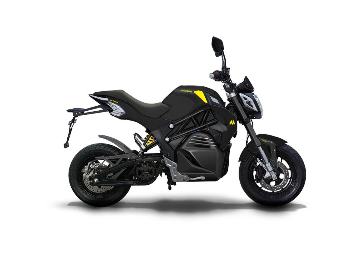 Moto électrique Motron - GaasWatt Marseille