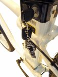 batterie pour vélo électrique GORILLE Mâle blanc - GaasWatt Marseille