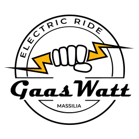 Logo de la société GaasWatt - Electric Ride - Marseille